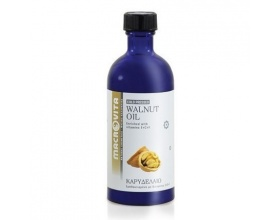 MACROVITA Walnut Oil, Καρυδέλαιο ψυχρής πίεσης 100ml
