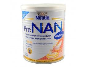 NAN PRE-NAN nestle, Βρεφικό γάλα για λιποβαρή και πρόωρα βρέφη 400gr 1 τεμάχιο