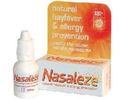 Nasaleze Προφύλαξη από την αλλεργική ρινίτιδα, 500mg