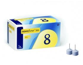 Novo Nordisk Novo-Fine 8, Αποστειρωμένες βελόνες 100 τεμάχια