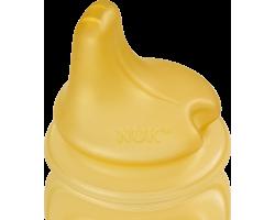 NUK Soft Spout, ανταλλακτικό στόμιο νερού για το εκπαιδευτικό μπιμπερό Nuk first choice από καουτσούκ 6m-18m 1 τεμάχιο