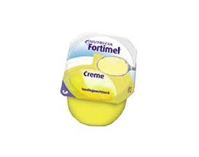 Nutricia Fortimel Creme, Nourishing formulation for patients with increased energy and protein needs with Vanilla 125g