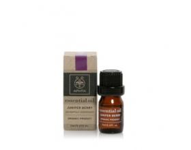 Apivita Essential Oils Αιθέρια Έλαια Αγριοκυπάρισσο 5ml