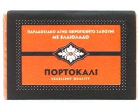Novomed ΑΙΘΕΡΙΟ, Χειροποίητο σαπούνι με Πορτοκάλι με καταπραϋντικές-στυπτικές ιδιότητες και βοηθά στη σύσφιγξη της λιπαρής επιδερμίδας και των διεσταλμένων πόρων 100gr