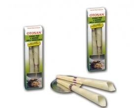 Otosan Κώνος για την υγιεινή του αυτιού με κερί μέλισσας και πρόπολη 2 τεμάχια