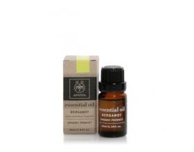 Apivita Essential Oils Αιθέρια Έλαια Περγαμόντου 10ml