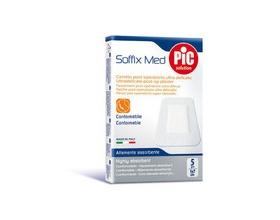 Pic Solution Soffix Med, Μετεγχειρητικό τσιρότο υπέρ απαλό και εξαιρετικά απορροφητικό 5 τεμάχια 15x10 cm