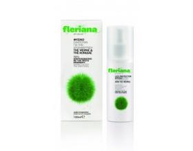 POWER HEALTH FLERIANA Shampoo, Φυσικό σαμπουάν για την απομάκρυνση της ψείρας και της κόνιδας 100ml
