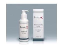 PRUZAX Antipruritic Cream, Αντι-κνησμώδης κρέμα για τη συμπτωματική αντιμετώπιση κνησμού για πρόσωπο και σώμα 150ml