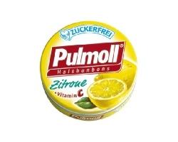 Pulmoll, Καραμέλες για το βήχα με λεμόνι και βιταμίνη C 50g