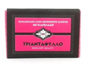 Novomed ΑΙΘΕΡΙΟ, Χειροποίητο σαπούνι Τριαντάφυλλο Αναπλαστικό, ενυδατικό με μαλακτικές ιδιότητες Ιδανικό για δερματίτιδα 100gr