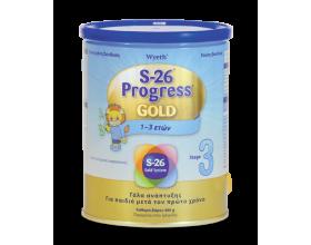 Wyeth S-26 GOLD III γάλα ανάπτυξης για παιδιά μετά τον πρώτο χρόνο 400g