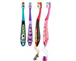 Jordan AS Oral care Step by Step 6-9 Οδοντόβουρτσα παιδική για τα πίσω δόντια