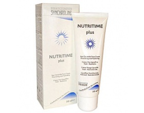 SYNCHROLINE Nutritime plus, Θρεπτική κρέμα για πρόσωπο και λαιμό 50ml