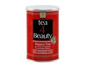 Samcos Tea 4 Beauty 200g, Κόκκινο τσάι για αδυνάτισμα σε μέση – περιφέρεια – γοφοί