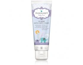 Tol Velvet Baby Extra Calm Cream Προστατευτική κρέμα για κάθε αλλαγή της πάνας με απαλή υποαλλεργική σύνθεση σχεδιασμένη για το ευαίσθητο δέρμα του μωρού 150ml
