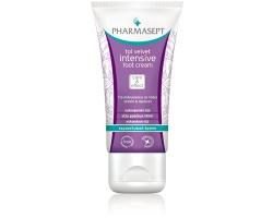 Tol Velvet Intensive Foot Cream, κρέμα για σκληρύνσεις σε πόδια, γόνατα και αγκώνες με υαλουρονικό οξύ και οξέα φρούτων 75ml