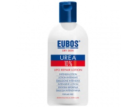 Eubos Urea 10% Lipo Repair Lotion Πλούσια ενυδατική λοσιόν σώματος με ουρία, κατάλληλη για το ξηρό δέρμα με προβλήματα κνησμού και απολέπισης 200 ml