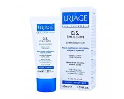 URIAGE D.S Emulsion, 40ml Κρέμα ελαφριάς υφής για τους ερεθισμούς και τις κοκκινίλες προσώπου - σώματος καθώς & για την σμηγματόρροια του τριχωτού των νεογνών