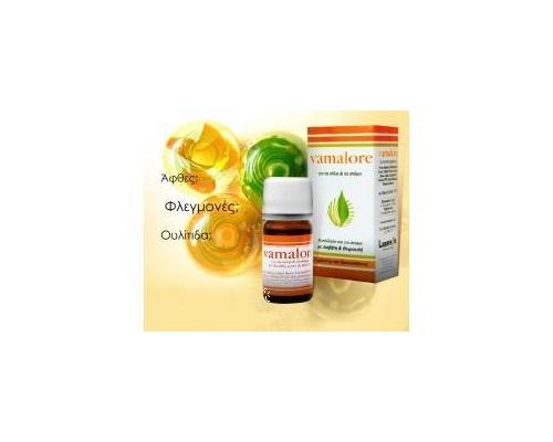 Vamalore Lazarelis, Για τα ούλα και το στόμα κατάλληλο και για άτομα με διαβήτη και θυροειδή, συμβατό με την ομοιοπαθητική 5ml