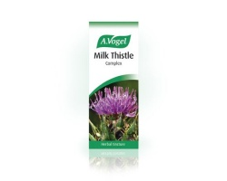 A.Vogel Milk Thistle 50ml, Συμπλήρωμα Διατροφής διεγερτικό για την ηπατική λειτουργία, μπορεί να βοηθήσει στην αποτοξίνωση και για χολόλιθους