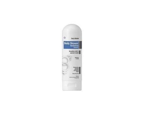 Frezyderm Revitalizing Body Shower, Απαλό καθαριστικό σώματος για το καθημερινό ντους, ιδιαίτερα των ευαίσθητων και ερεθισμένων επιδερμίδων, 200ml