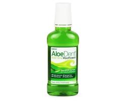 Aloe Dent Mouthwash Αντιβακτηριακό, αντισηπτικό στοματικό διάλυμα , 250ml