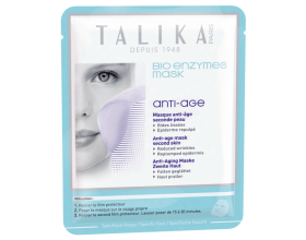 Talika Bio Enzymes Mask Anti-Age, Αντιγηραντική μάσκα προσώπου, μετά την χρήση οι ρυτίδες μειώνονται, εξαφανίζονται & το δέρμα είναι λαμπερό 20gr
