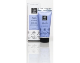 APIVITA Gel with Arnica to action against puffiness & address any ink 40 ml