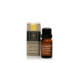 Apivita Essential Oils Αιθέρια  Έλαια Γκρειπφρουτ 10ml
