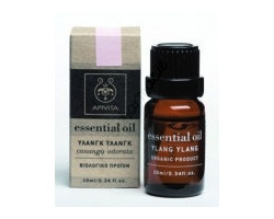 Apivita Essential Oils Αιθέρια  Έλαια Ylang Ylang 10ml