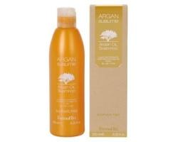 Argan Oil Sublime Shampoo Σαμπουάν με λάδι agran για μεταξένια μαλλιά και εξωτικό άρωμα 250ml
