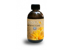 Inoplus Arnica Oil Λάδι άρνικας για μασάζ με αντιφλεγμονώδη δράση 50 ml