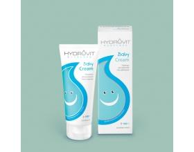 Hydrovit  Healthcare Baby Cream Κρέμα για την αλλαγή της πάνας με προστατευτικές και αναπλαστικές ιδιότητες 100ml