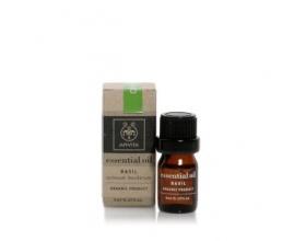 APIVITA Essential Oils Αιθέρια Έλαια Βασιλικός 5ml