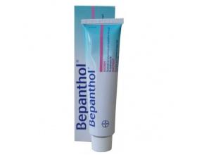 BAYER Bepanthol protective baby ointment Αλοιφή για το σύγκαμα με προστασία από συγκάματα στα μώρα με προβιταμίνη Β5 100g