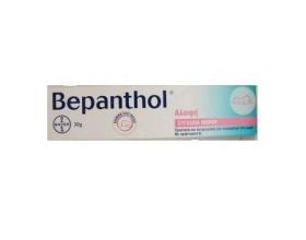 BAYER Bepanthol protective baby ointment Αλοιφή για το σύγκαμα με προστασία από συγκάματα στα μώρα με προβιταμίνη Β5 30 g
