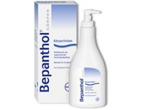 BAYER Bepanthol Body Lotion Γαλάκτωμα Σώματος ιδανικό για την καθημερινή περιποίηση του δέρματος 400 ml