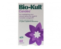 Protexin Bio-Kult Candea 60 caps, Για την ενίσχυση της άμυνας του οργανισμού κατα της Candida και της ανάπτυξης της