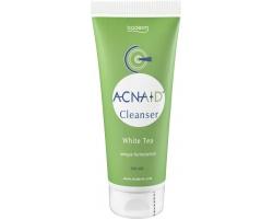 BODERM ACNAID Cleanser White tea Καθαριστικό γαλάκτωμα ειδικά μελετημένο για την καθημερινή περιποίηση του προσώπου με λευκό τσάι 200ml