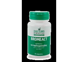 Doctor΄s Formulas Bromeact αντιφλεγμονώδης φόρμουλα ενισχύει τα αρθρικά υγρά του σώματος 30 κάψουλες
