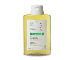 Klorane Shampooing à la chamomille, Σαμπουάν με χαμομήλι για χρυσαφένια λάμψη, 200ml