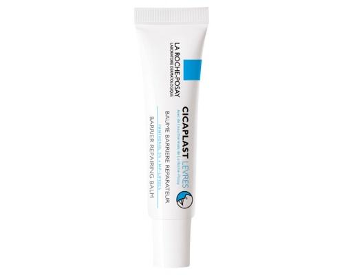 La Roche-Posay CICAPLAST LIP BALM Επανορθωτικό balm φραγμού για τα χείλη και την περιοχή γύρω από τη μύτη 7.5 ml