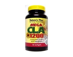 NATURE'S PLUS Mega Cla 1200 , ιδανικές για μέγιστη απώλεια πόντων 60 κάψουλες