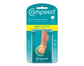 COMPEED Calli, Eπιθέματα για κάλουςαναμεσα στα δάχτυλα των ποδιών για 24ωρη ανακούφιση από τον πόνο 10 επιθέματα