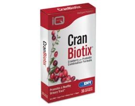 QUEST CranBiotix Συμπλήρωμα διατροφής με μοναδικό συνδυασμό εκχυλίσματος Cranberry και προβιοτικών 30 κάψουλες