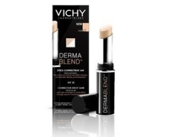 Vichy Dermablend Concealer Stick Gold 45 spf 30, Προσφέρει τέλεια κάλυψη με διάρκεια 14 ώρες