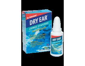 INTERMED Dry Ear Ωτικές σταγόνες για στεγνά αυτιά 10ml