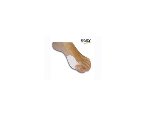 EASY step, Προστατευτικό Αυτοκόλλητο gel για κότσι, 1τμχ