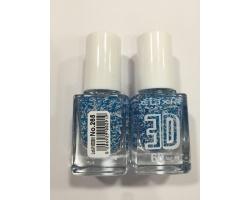 ELIXIR London Nail Polish Fast dry Βερνίκι νυχιών, με τρισδιάστατα glitter,  3D 60΄ Ν 265 13ml